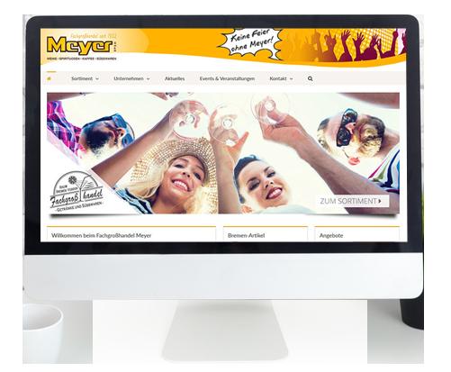Relaunch: Neue Website